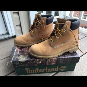 Timberland boots -children/boys size 5